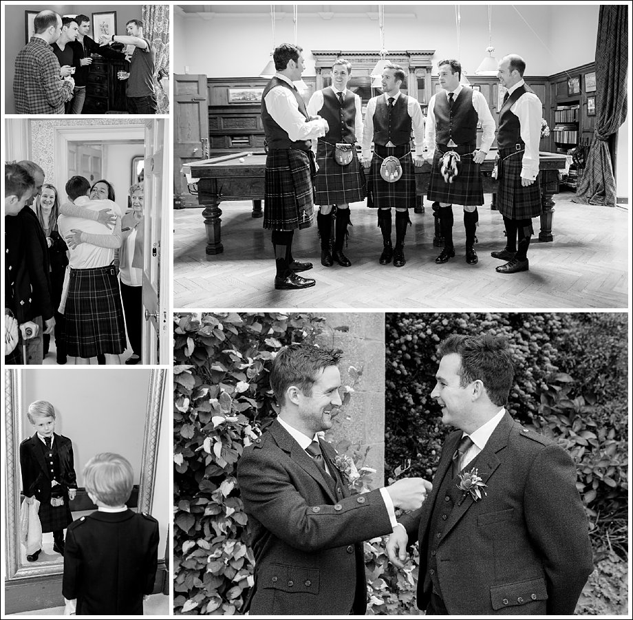 Groom Groomsmen Dundas Wedding