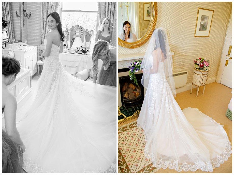 Bride, Bridal Gown, bridesmaids