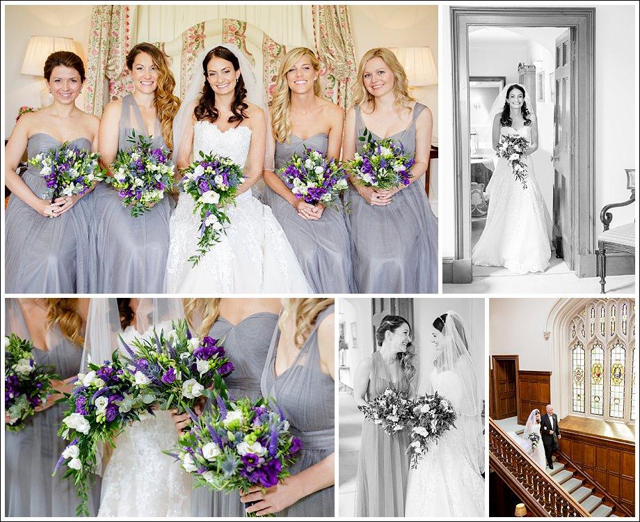 Bride and Bridesmaids, Rankine Photography