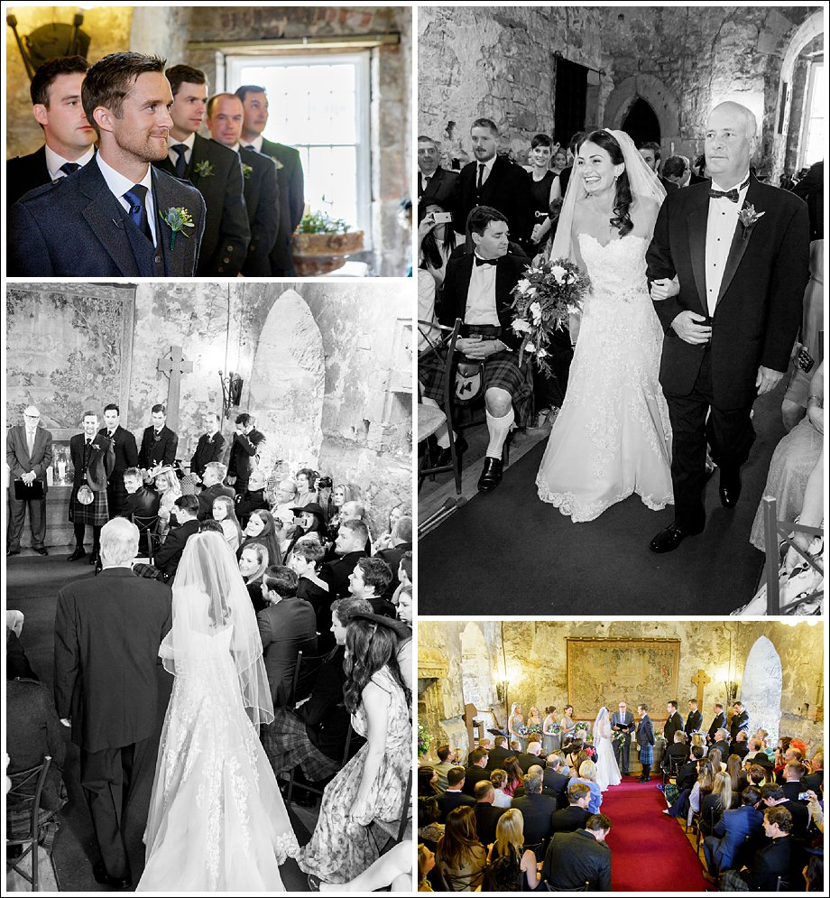 Dundas Castle Keep Wedding Photography