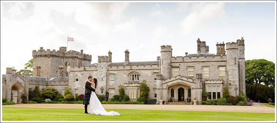 Summer Wedding Dundas Castle