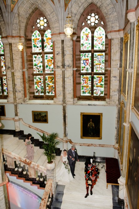 Wedding Photographer Mount Stuart Bute