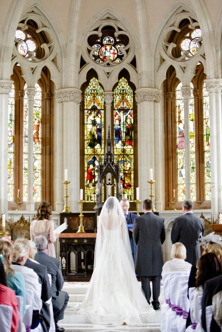 Marble Chapel Mount Stuart