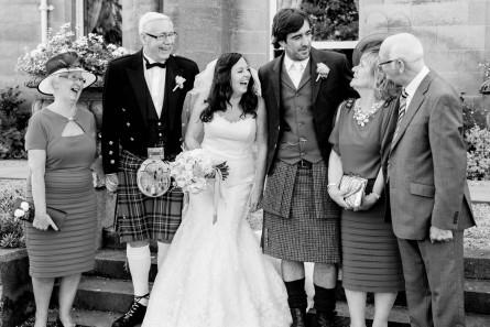 Natural Wedding Photography Edinburgh