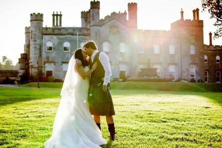 Wedding Photography Edinburgh Dundas Castle
