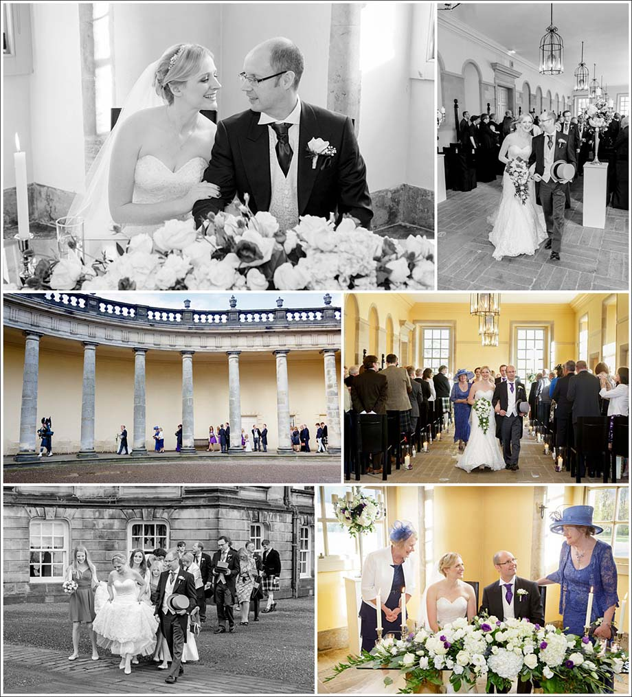 Edinburgh Wedding Photographers Hopetoun