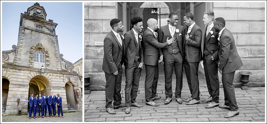 Wedding Photos Hopetoun House