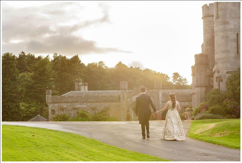 Dundas Castle Wedding