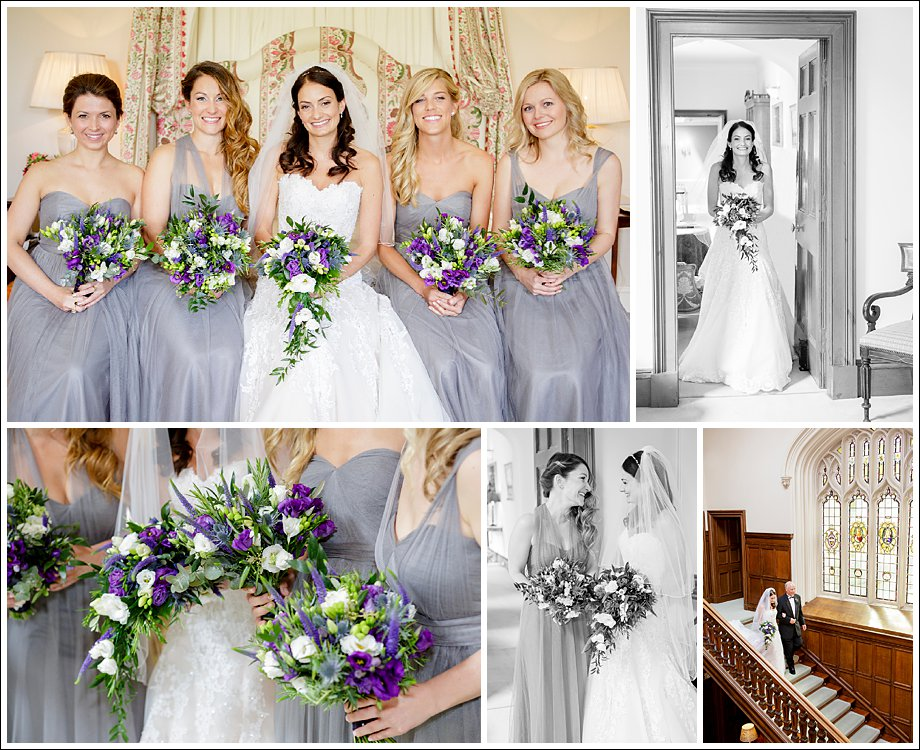 Bride and Bridesmaids, Rankine Photography