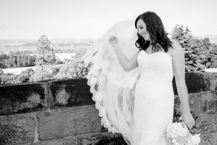 Scotland Wedding Photography Dundas Castle