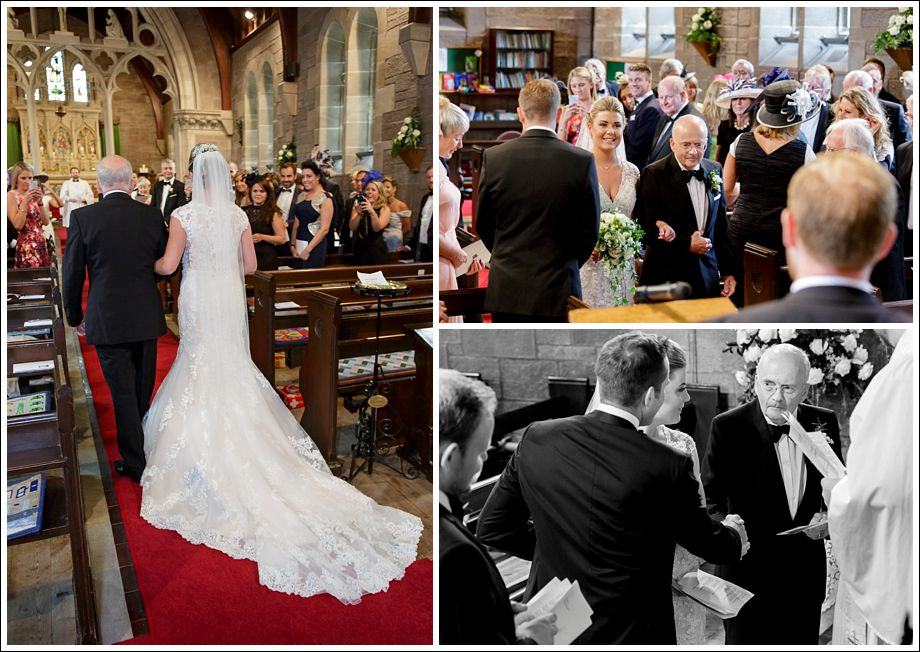 Wedding Photography at St. Kessog's Auchterarder