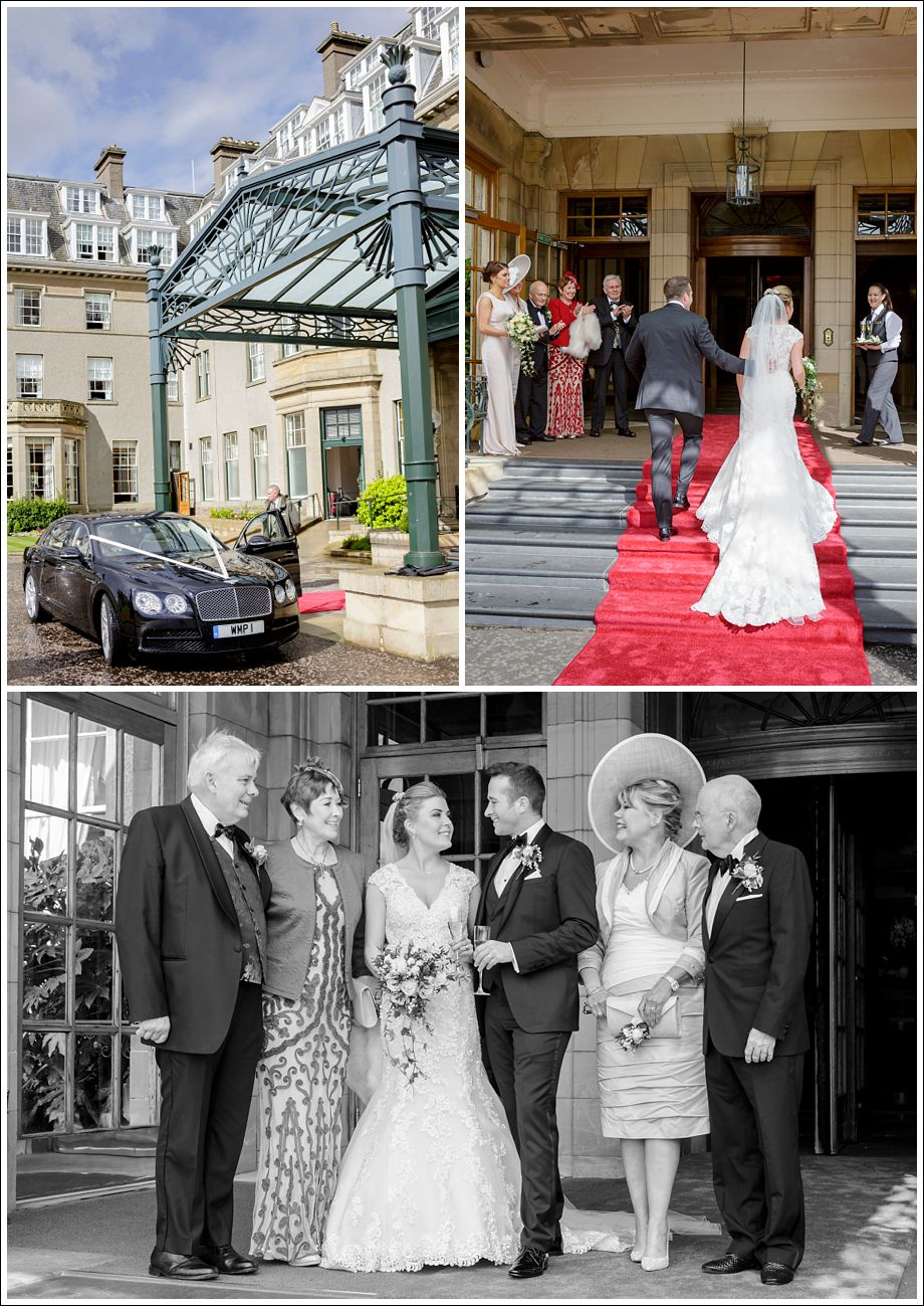 Gleneagles Wedding