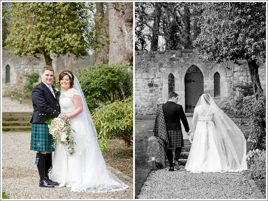 Natural Wedding Photography, Edinburgh