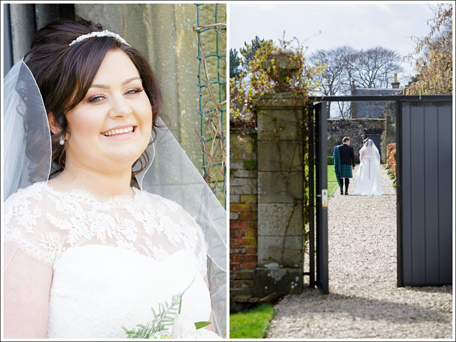 Wedding Carlowrie Castle