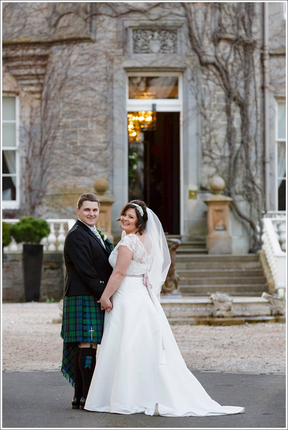 Carlowrie Castle Wedding Photographers